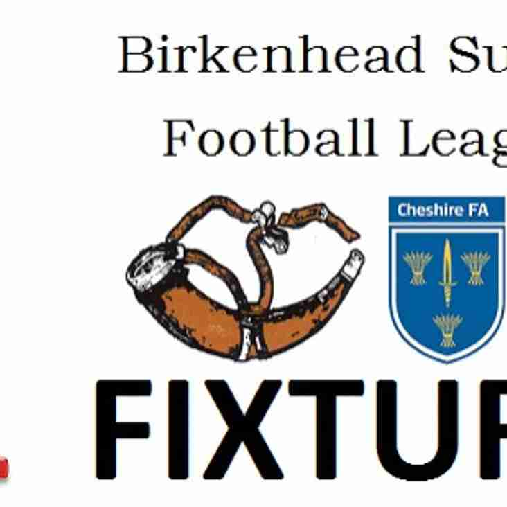 BSL Fixtures 6 -20 December