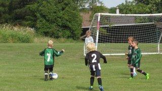 Match V Pendle Forest 27.07.13