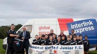 Interlink sponsorship 2013/14