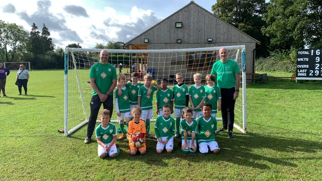 U9 Win in fantastic Fashion