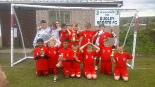 Dudley Sports Tournament Winners 2013