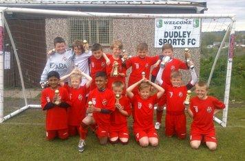 Dudley Sports Tournament Winners 2013