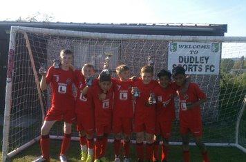Dean's Winning Team!!