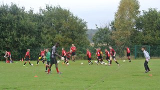 Our first MJPL game v Shrewsbury DC 06.09.14