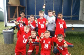 Penkridge Tournament Winners 2013