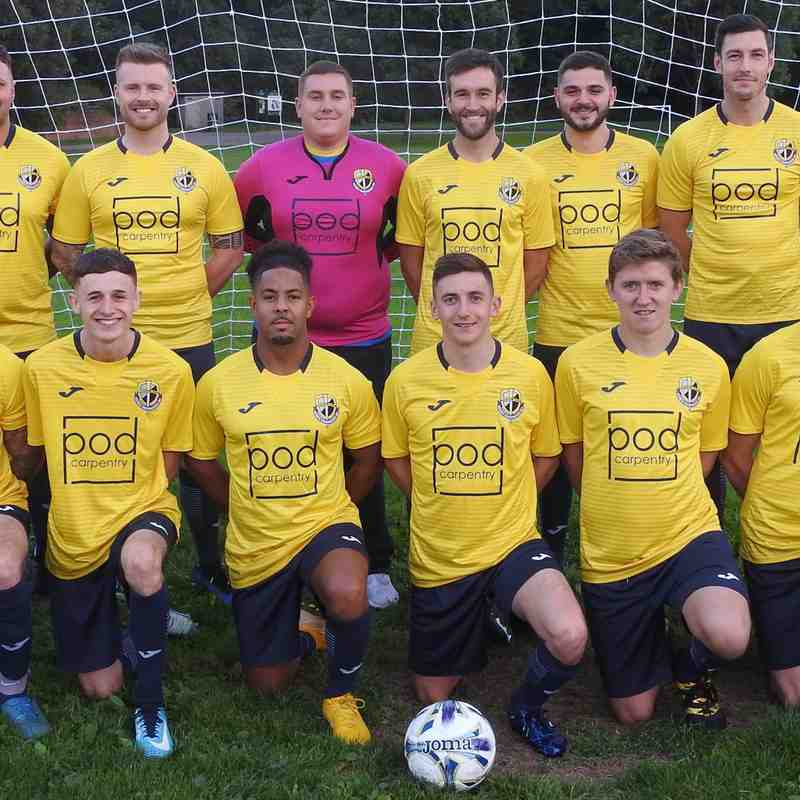 Cathays Conservatives AFC images