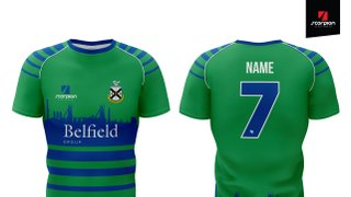New 1st Team Shirts 2019/20 - Tribute to Men of Iron