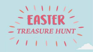 Easter Treasure Hunt & Easter Sunday Rugby Match April 21st