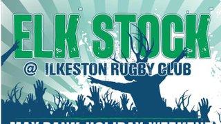 Elkstock 25th & 26th May Bank Holiday Weekend