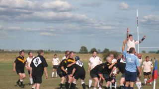 rochford v canvey/westcliff memorial match 29th aug 09