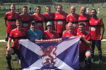 HotScots at the Gay Games 2018