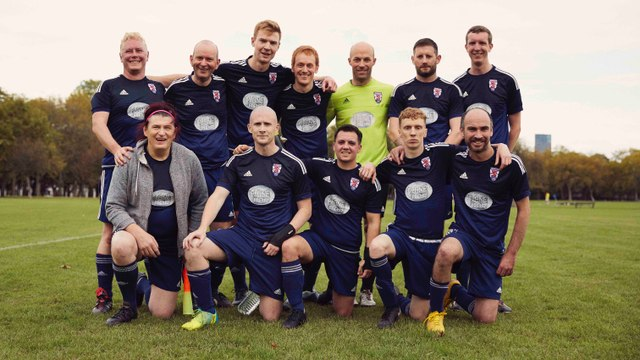 HotScots FC - Starting Back