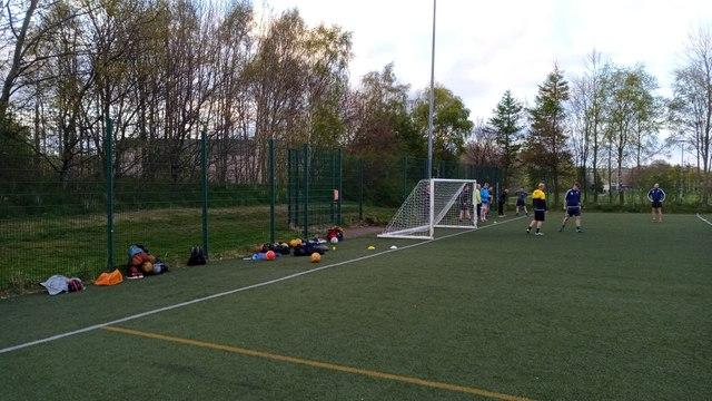 HotScots FC Block Booking at Saughton