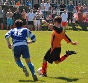 BULLS GIVE TITLE FAVOURITES A FRIGHT - NEWCASTLE UNIVERSITY 3 v 2 LONGBENTON FC