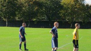 HotScots 4 v 0 Titans - 6th October 2012