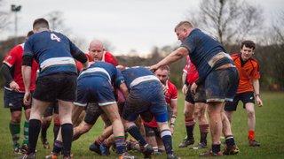 Cosby RFC 1st XV vs Old Newtonians RFC 1st XV