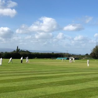 1st XI Shine in the Malpas Sun…