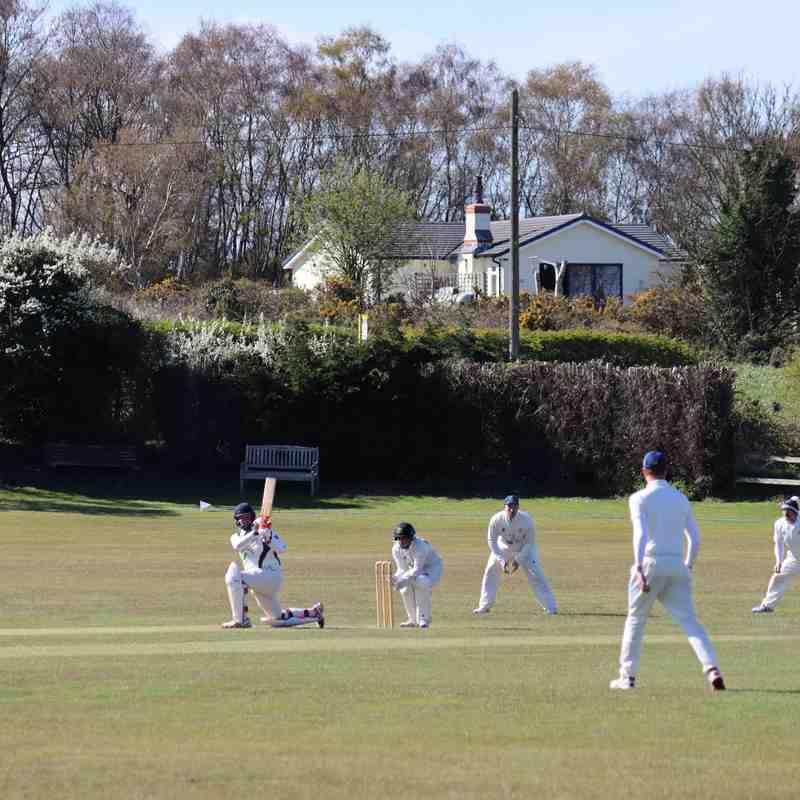 1st XI vs Alvanley (11/4/21)