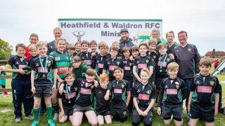 Heathfield and Waldron RFC vs Bognor RFC