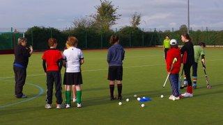 Junior Training resumes on Tuesday 3rd September