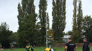 BSE Minis 1XV Support 1st October, U10's and U12's