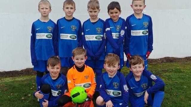 Under 9 Lions Juniors