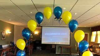 Kidderminster Lions Presentation Day Sunday 9th June 2019