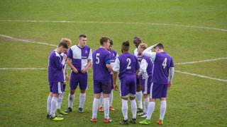 First Team Match Report - Saturday 5th October