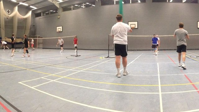 Introduction to Cannock Badminton Club