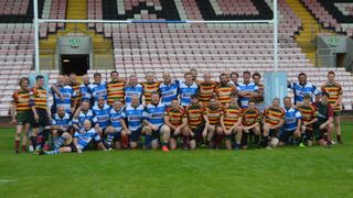 DMP Antiquarians vs Horden and Peterlee - Friday 8th March