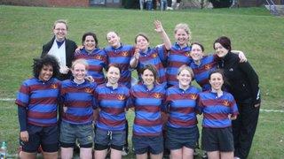 Season 10-11 Chesham Women v Marlow 2011