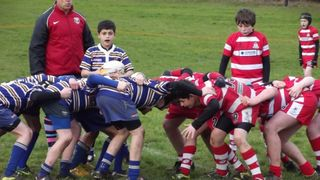 u12 Quarter Finals of the Yorkshire Cup - at Dinnington