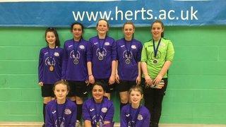 Regional Futsal Champions 2017/18