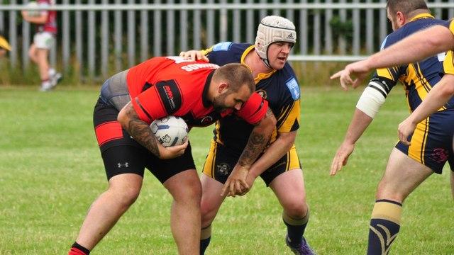 OA vs Westhoughton Lions 24/07/21