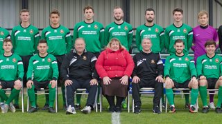 2015 Team and Sponsor Boards