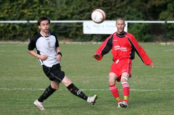 Dom Revill sends one down the line