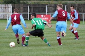 Gaz Walters goes the other way