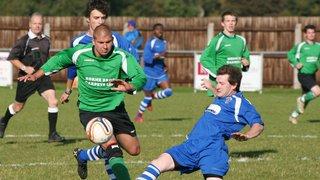 STFC v Desborough Lge Cup 25Sep10