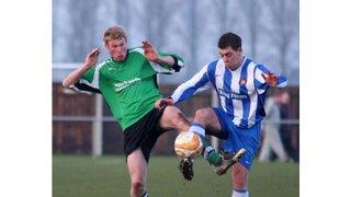 STFC v Holbeach United 28Dec09