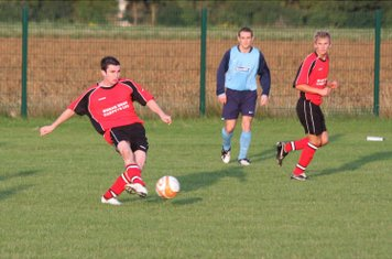 Jamie McCormack delivers another great ball!!
