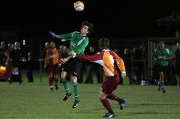 Miles Hunter soars high