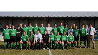 STFC v Sutton Town FAVase