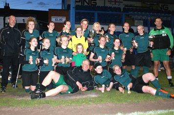 2-0 Winners against Solar at Gainsborough Trinity
