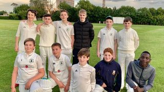 Hoddesdon CC U13 won by 5 wickets