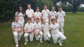 Hoddesdon CC - U14 - Won by 17 runs