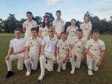 Bishop's Stortford CC U15  -  Won by 10 wickets