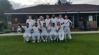 Pinkneys Green 1st are Champions of Division 2