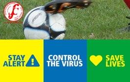 Football Training Restart - COVID-19