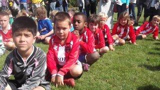 Under 8's Red Thornhill 2011