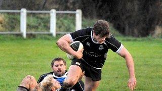 Ards 1sts-v-Dungannon, 20/11/2010
